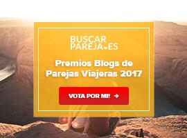 Premios Blogs de Parejas Viajeras 2017