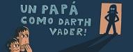 Un Papa como Darth Vader