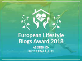 European Lifestyle Blogs Award 2018